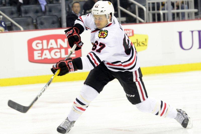 Chicago Blackhawks rout slumping Pittsburgh Penguins