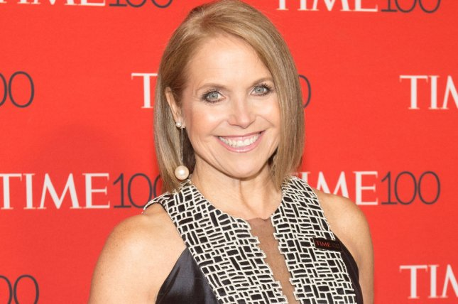 Katie Couric arrives on the red carpet at the TIME 100 Gala in New York City on April 26. File Photo by Bryan R. Smith/UPI
