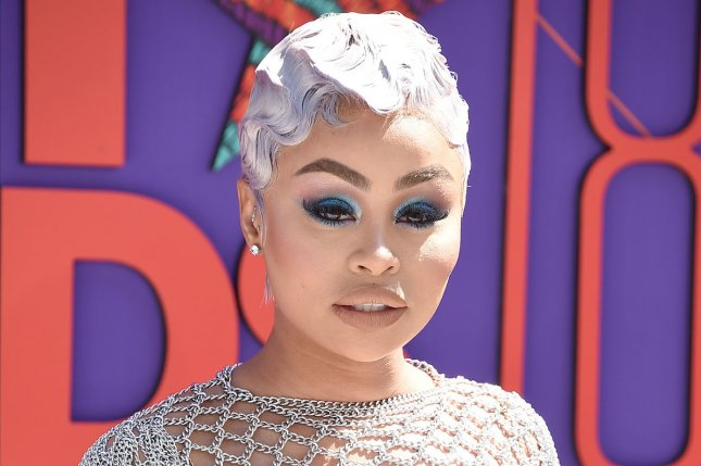 Blac Chyna will give an unfiltered look at her life in the Zeus Network streaming series The Real Blac Chyna. File Photo by Gregg DeGuire/UPI