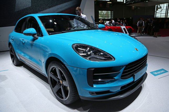Porsche led Consumer Reports' annual ranking of the best car brands, followed by Genesis and Subaru. File Photo by David Silpa/UPI