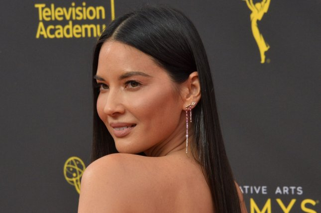 Olivia Munn will have a lead role in Replay, a new film written and directed by Jimmy Loweree. File Photo by Jim Ruymen/UPI
