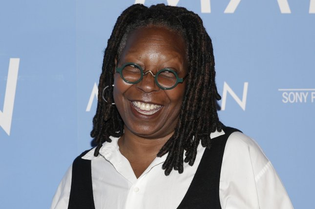 Whoopi Goldberg's The View won the Daytime Emmy for Outstanding Talk Show -- Informative on Friday. File Photo by John Angelillo/UPI