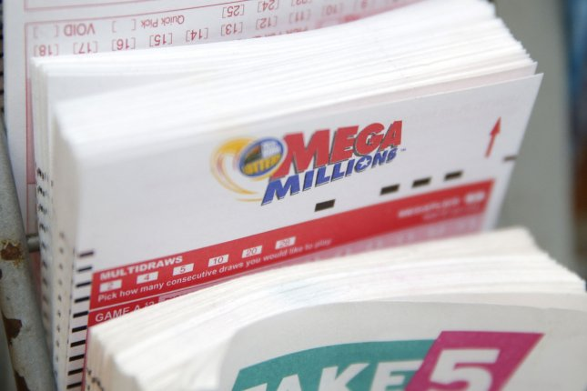Terry Coggeshall of Durham, N.C., said he and his wife had been using the same numbers for the Cash 5 lottery drawing for 26 years before winning a $366,673 jackpot. File Photo by John Angelillo/UPI
