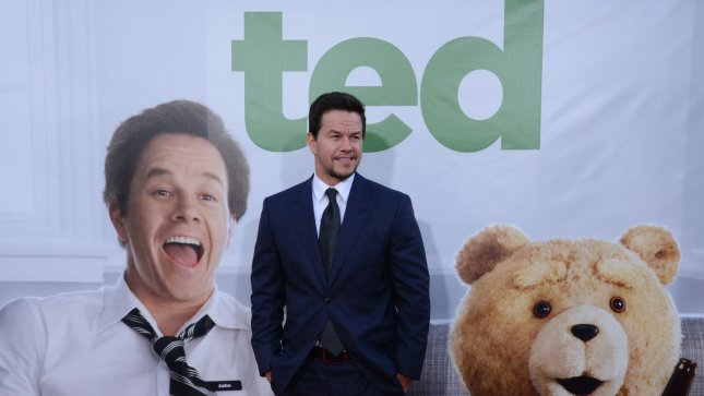 Actor Mark Wahlberg, a cast member in the motion picture comedy Ted, attends the premiere of the film at Grauman's Chinese Theatre in the Hollywood setion of Los Angeles on June 21, 2012. UPI/Jim Ruymen