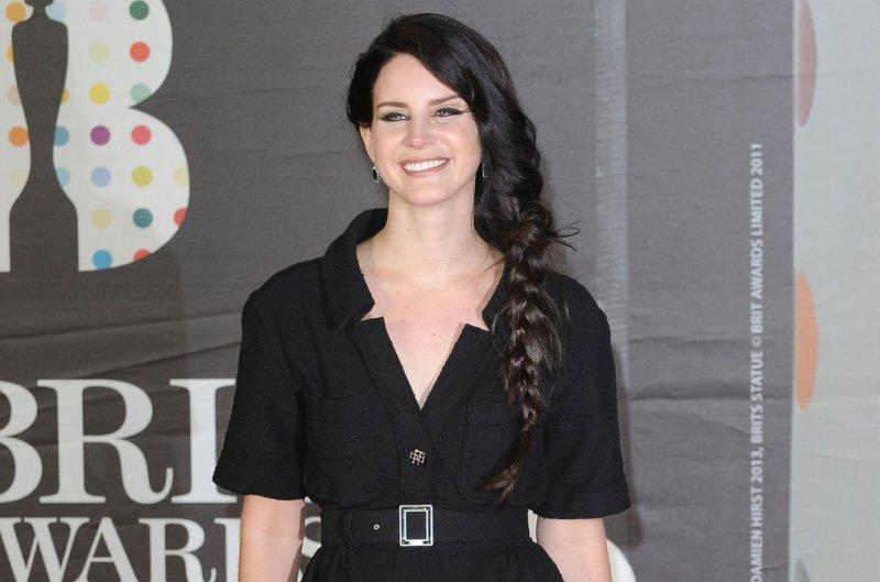 Lana Del Rey. UPI/Paul Treadway