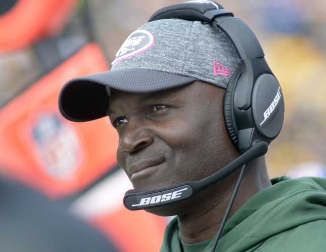Todd Bowles and his New York Jets will be looking to prove the many doubters wrong. Photo by Archie Carpenter/UPI