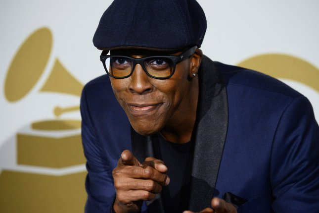 Comedian, TV host and actor Arsenio Hall said his relationship with former Celebrity Apprentice host Donald Trump soured after he confronted the future president about promoting conspiracy theories about then-President Barack Obama's birth certificate. File Photo by Jim Ruymen/UPI