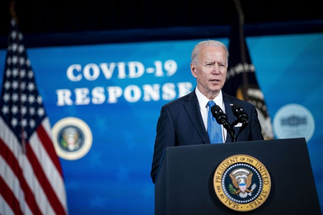 President Joe Biden on Wednesday announced a deal to acquire 100 million more doses of Johnson & Johnson's COVID-19 vaccine. Photo by Al Drago/UPI