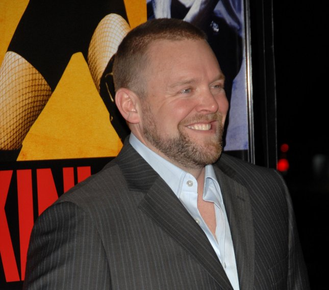 Joe Carnahan, writer and director of the motion picture comedy thriller Smokin' Aces, arrives for the premiere of the film at Grauman's Chinese Theatre in the Hollywood section of Los Angeles on January 18, 2007. (UPI Photo/Jim Ruymen)