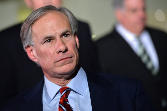 Texas Gov. Greg Abbott, a Republican, is pledging to ban sanctuary cities in his state. File photo by Kevin Dietsch/UPI