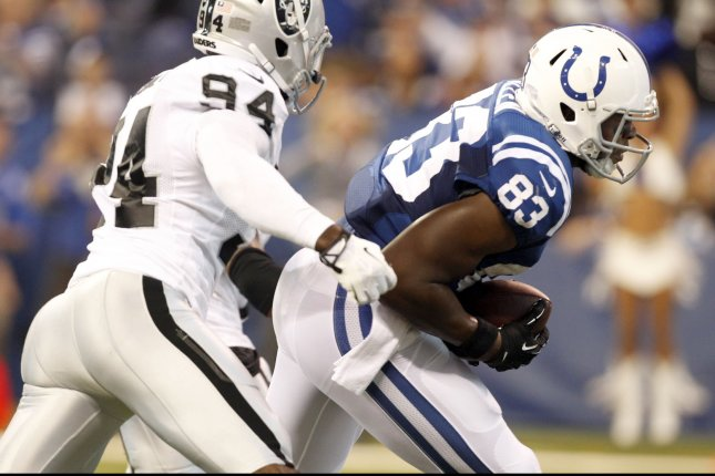 Colts trade TE Dwayne Allen to Patriots