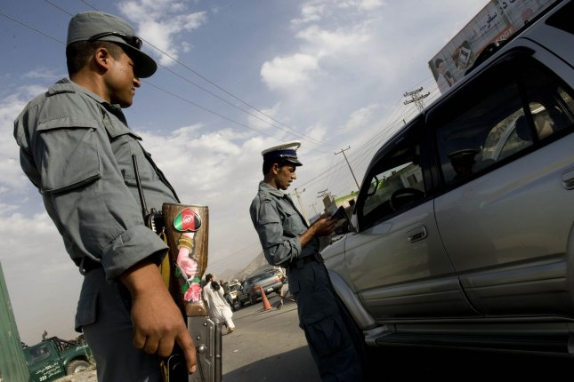 Afghan security officials said an American living in Kabul was kidnapped by unknown gunmen on Sunday. File Photo by Hossein Fatemi/UPI