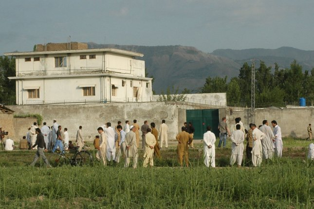 A view of Osama bin Laden's compound in Abbottabad, Pakistan, on Thursday, May 5, 2011, after a U.S. military raid which ended with the death of the al-Qaida leader bin Laden and others inside. UPI/Sajjad Ali Qureshi