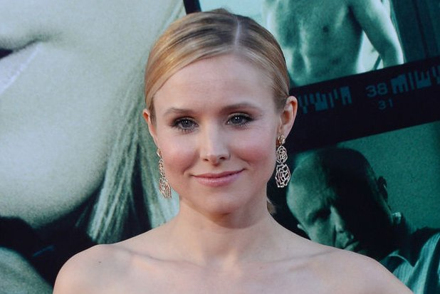 Cast member Kristen Bell attends the premiere of the motion picture dramatic comedy Veronica Mars at TCL Chinese Theatre (formerly Grauman's) in the Hollywood section of Los Angeles on March 12, 2014. UPI/Jim Ruymen