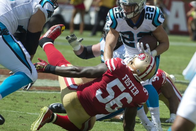 Domestic violence charges dropped against 49ers LB Foster