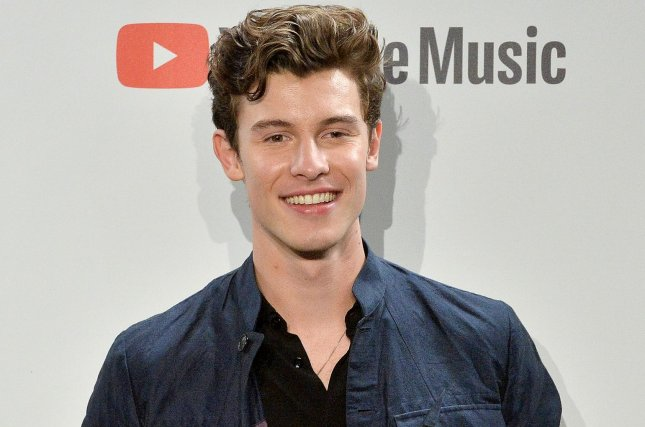 Shawn Mendes has released a music video for his single Lost in Japan. Photo by Jim Ruymen/UPI