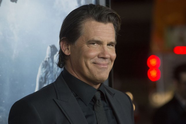 Josh Brolin at the Los Angeles premiere of 'Everest' on Sept. 9, 2015. The actor stars in a first 'Hail, Caesar!' trailer. File Photo by Phil McCarten/UPI