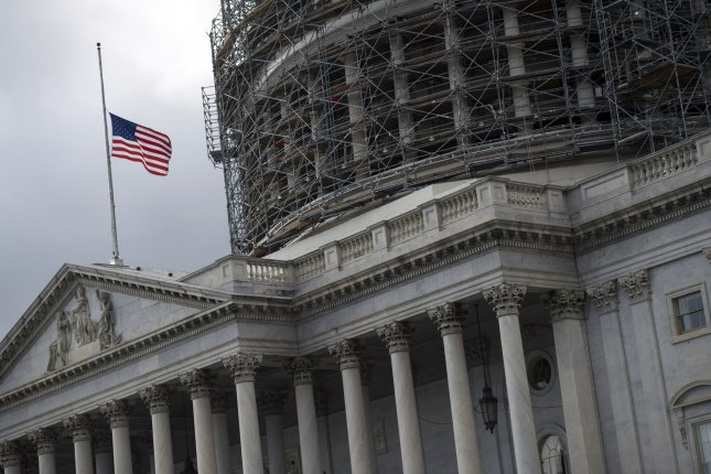 Congressional leaders say they hope to have the text of the omnibus bill ready by Monday. Photo by Kevin Dietsch/UPI