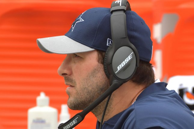 Reali chooses.. Tony Romo.. Release Date:.