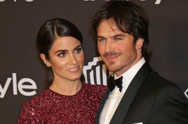 Nikki Reed and Ian Somerhalder welcome first child, a