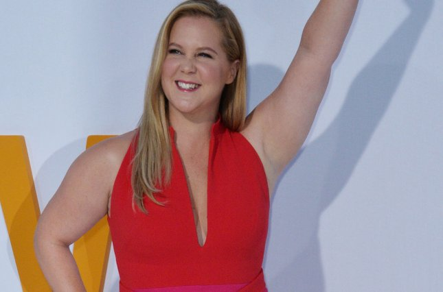 Amy Schumer was nominated for a Tony Award Tuesday morning. Photo by Jim Ruymen/UPI