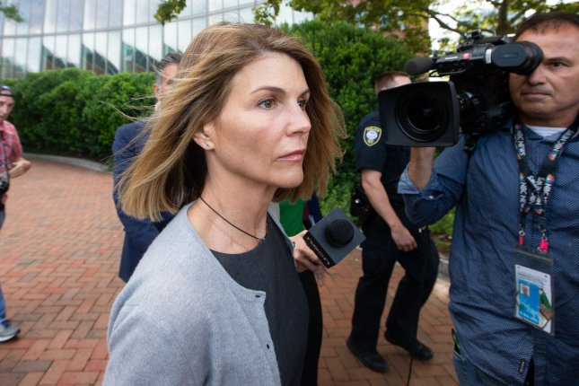 Lori Loughlin in court for hearing in college admissions scam