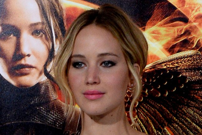 Jennifer Lawrence posed nude with a snake for Vanity Fair. Photo by Jim Ruymen/UPI