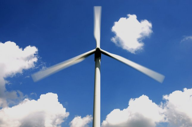 New research suggests the threat of turbines extends beyond local bird populations. Photo by UPI/Pat Benic