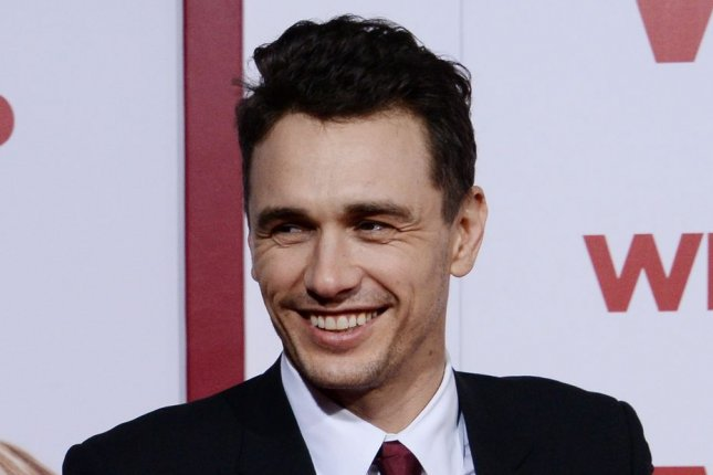 James Franco attending the premiere of Why Him? on December 17. Franco has been confirmed to be appearing in upcoming Prometheus' sequel 'Alien: Convenant. Photo by Jim Ruymen/UPI