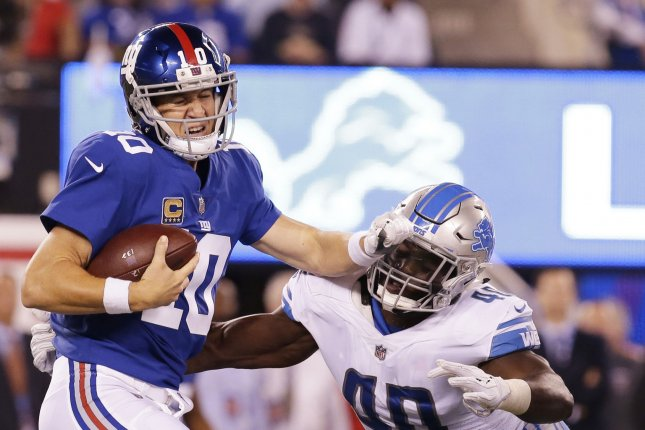 3 photos that perfectly sum up the Giants Monday Night performance