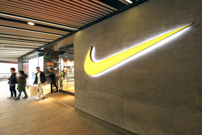 The leadership changes will take effect on April 1, the sportswear company said. File Photo by Stephen Shaver/UPI