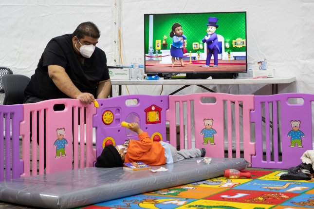Pentagon OKs HHS request to house migrant children at Texas military bases