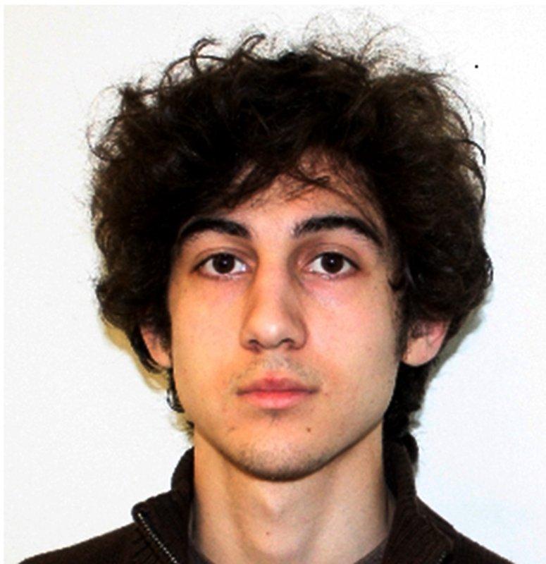 The FBI released a photo of Dzhokhar Tsarnaev, 19, of Cambridge, Massachusetts on April 19, 2013. UPI