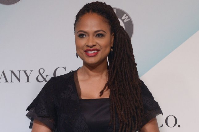 Director Ava DuVernay attending the Women in Film Crystal+Lucy Awards in June 2015. File Photo by Jim Ruymen/UPI