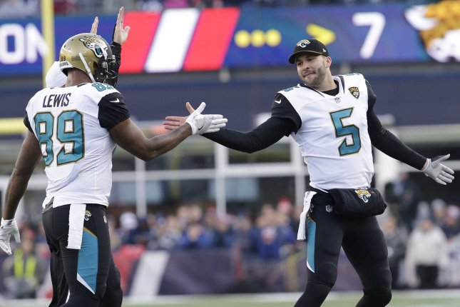 Jaguars sign Blake Bortles to 3-year, $54M contract