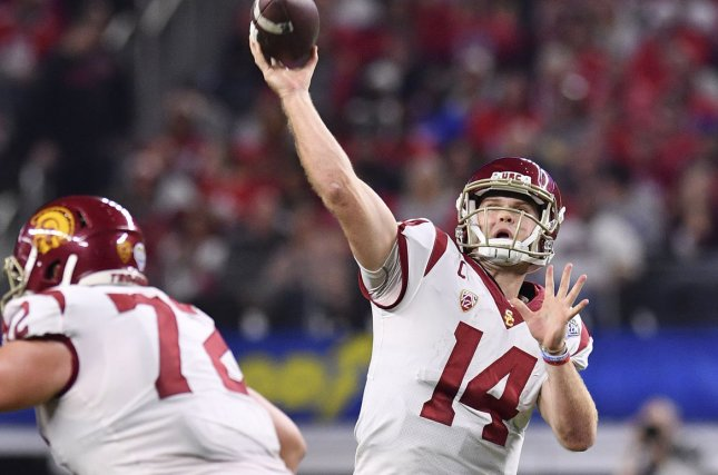 2018 NFL Draft  USC s Sam Darnold holds perch atop latest Big Board ... 720f723dd