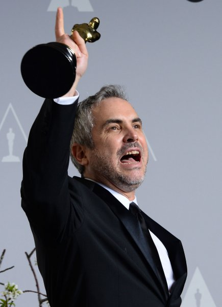Alfonso Cuaron won both the best director and best cinematography awards from the New York Film Critics Circle, which also awarded best film honors to his movie, Roma. File Photo by Jim Ruymen/UPI