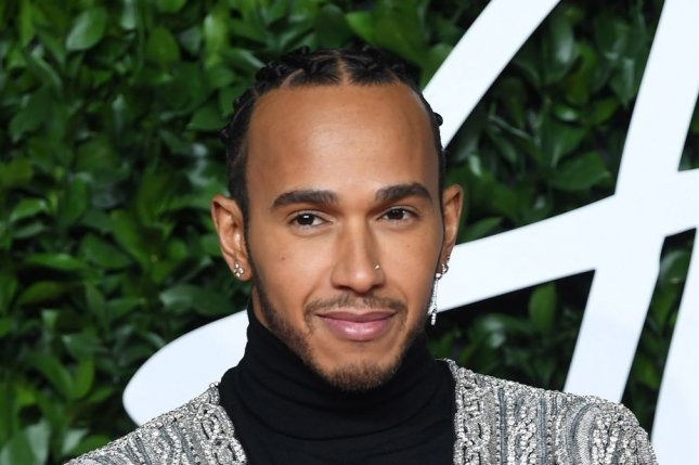Formula 1 driver Lewis Hamilton said he was devastated to learn of his recent positive COVID-19 test, which resulted in his withdraw from Sunday's Sakhir Grand Prix in Bahrain. File Photo by Rune Hellestad/UPI