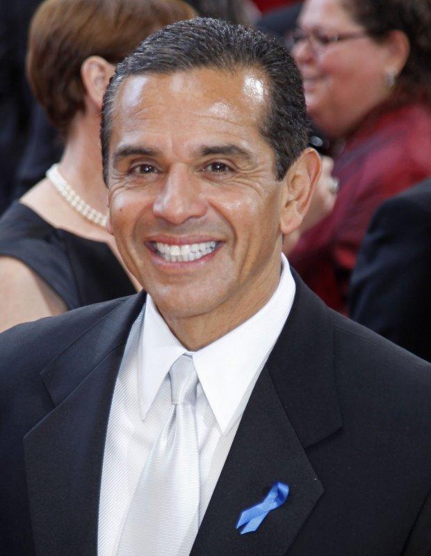 Los Angeles Mayor Antonio Villaraigosa, shown at the Academy Awards March 7, 2010. UPI/David Silpa