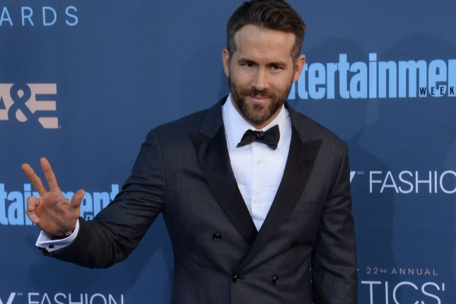 Ryan Reynolds unveiled a new poster for Deadpool 2 Tuesday on social media. File Photo by Jim Ruymen/UPI