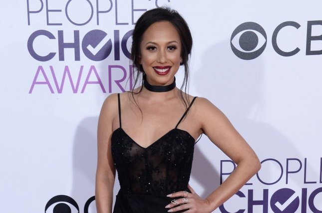 Cheryl Burke paid tribute to her late dad Monday on Instagram. File Photo by Jim Ruymen/UPI