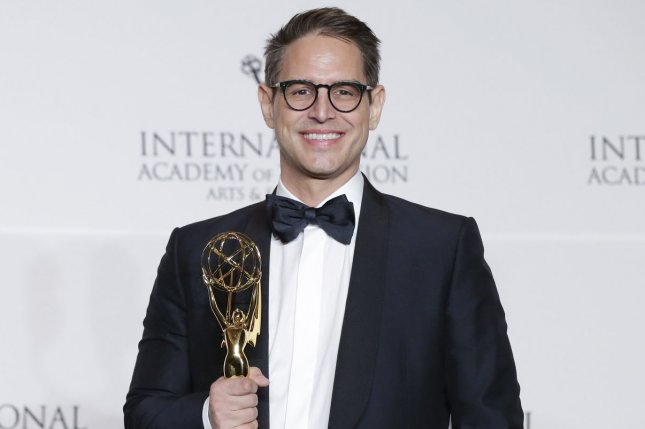 Producer and writer Greg Berlanti is working on a Netflix adaptation of the book Chasing Hillary. File Photo by John Angelillo/UPI