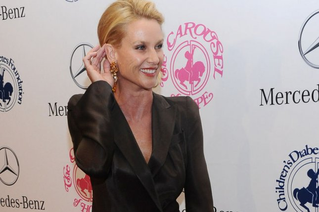 Actress Nicollette Sheridan has joined the cast of The CW's Dynasty re-boot. File Photo by Jim Ruymen/UPI