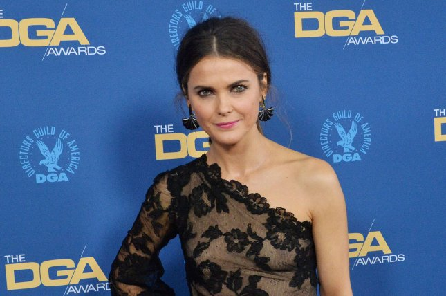 Keri Russell attends the 71st annual Directors Guild of America Awards at the Dolby Theatre in the Hollywood section of Los Angeles on February 2. The actor turns 43 on March 23. File Photo by Jim Ruymen/UPI