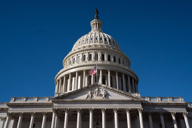 Lawmakers return to Capitol Hill Monday for the first time since late July. File Photo by Kevin Dietsch/UPI