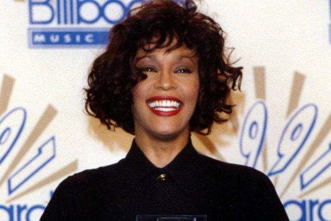 Whitney Houston's I Will Always Love You has been enshrined by the Library of Congress. File Photo by Jim Ruymen/UPI