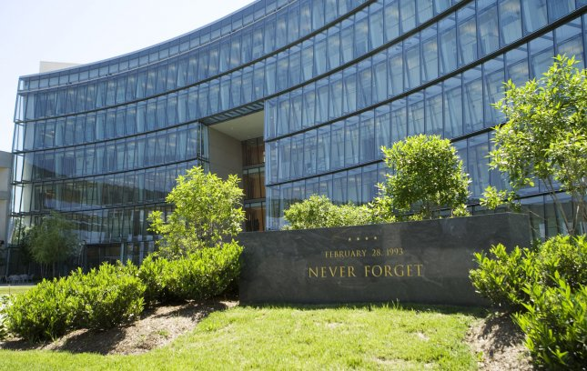 National ATF headquarters in Washington on May 29, 2008. (UPI Photo/Patrick D. McDermott)