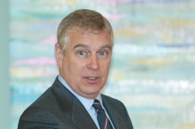Buckingham Palace denies allegations of sexual misconduct charged against Prince Andrew in a lawsuit. File Photo by Heinz Ruckemann/UPI