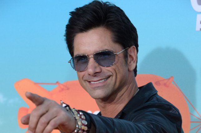 John Stamos at the Nickelodeon Kids' Choice Awards on March 12. The actor played Jimmy Martino on Grandfathered. File Photo by Jim Ruymen/UPI