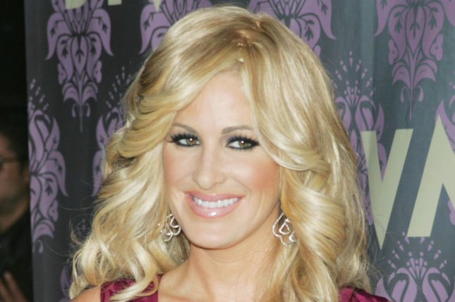 Kim Zolciak at VH1 Divas on September 17, 2009. The television personality starred on Seasons 1 through 5 of The Real Housewives of Atlanta. File Photo by Laura Cavanaugh/UPI